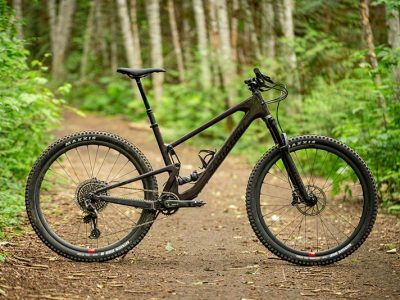 Santa Cruz Tallboy bike
